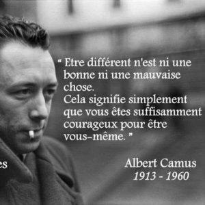 A. CAMUS